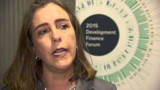 Paula Caballero: What Will It Take to Finance Development for the Next 15 Years?