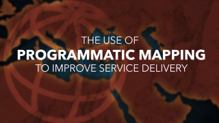 Programmatic Mapping to Improve Service Delivery