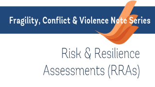 Risk & Resilience Assessments (RRAs)