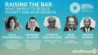 Raising the Bar: What Works to Reduce Poverty and Spur Growth