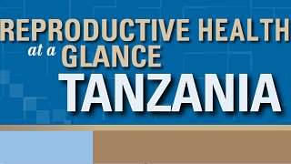 Tanzania - Reproductive Health at a Glance