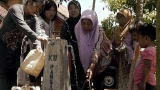 Rural Indonesians Benefit From Better Access to Water