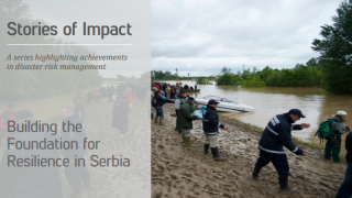 Building the Foundation for Resilience in Serbia