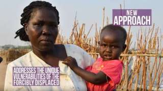 Evaluating the New Development Approach to the Global Forced Displacement Crisis