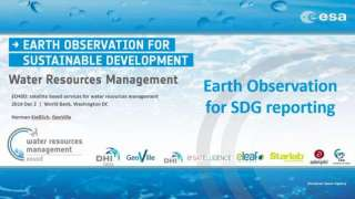 Earth Observation for Integrated Water Resource Management