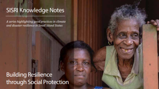 Building Resilience through Social Protection
