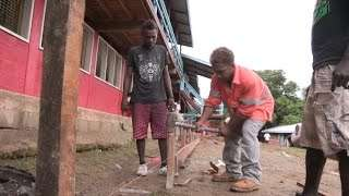 Solomon Islanders Rising Up Jacob's Ladder of Opportunity