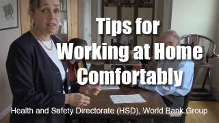 Tips for Working at Home Comfortably