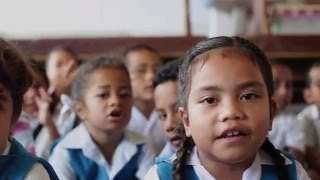 Tonga: Better Start for Children's Education