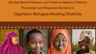 Executive Summary: Gender-Based Violence and Violence Against Children - Prevention and Response Services in Uganda's Refugee-Hosting Districts
