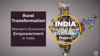 In Rural India, Economic Empowerment Program Mobilizes 45 Million Women