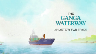 India's Ganga Waterway: An Artery for Trade