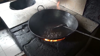Kenya Cooking with Improved Stoves