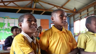 Papua New Guinea: Better Teachers Make Better Students