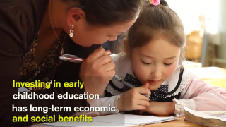 In Mongolia, a Better Future for Herders' Children Starts With Early Education