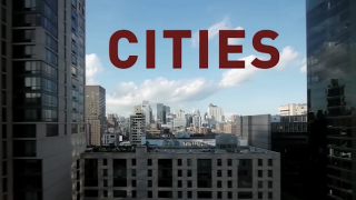 Cities Are Where the Future is Being Built