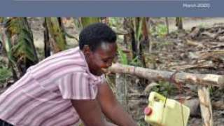How to Close Gender Gaps with Results-Based Financing in Water Projects