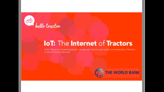 IoT: The Internet of Tractors