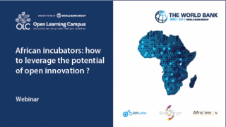 African Incubators: how to leverage the potential of open innovation?