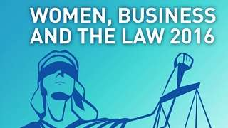 Ideas Unbound: Women, Business and the Law