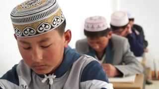 Young Chinese Muslims Eager to Learn Arabic