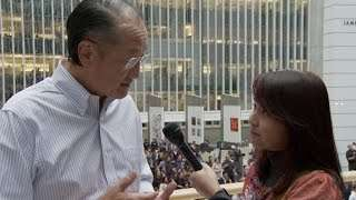 PabsyLive: Jim Kim Has a Youthful Outlook