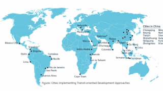 Transit-Oriented Development for Sustainable Cities