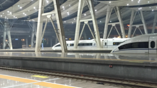 An Overview: China's High-Speed Rail Development