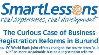 The Curious Case of Business Registration Reforms in Burundi