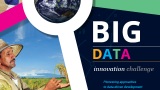 Big Data in Action: Applications in World Bank Group Operations