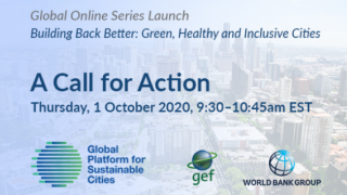 GPSC Global Online Series. Launch Session: A Call for Action