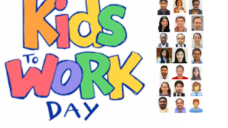 Tangible Learning Series: Disruptive KIDS (Knowledge, Information & Data Services) - Bring your disruptive KIDS to work day