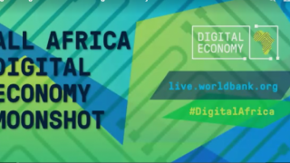 All Africa Digital Economy Moonshot #DigitalAfrica