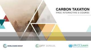 E-Course on Carbon Taxation