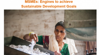 Policy Brief: Engines to achieve  Sustainable Development Goals