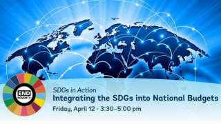 SDGs In Action: Integrating the SDGs into National Budgets