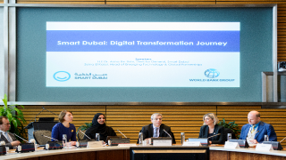 Smart Dubai: Digital Transformation Journey
