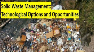 3. Korea Office BBL - Solid Waste Management: Technological Options and Opportunities