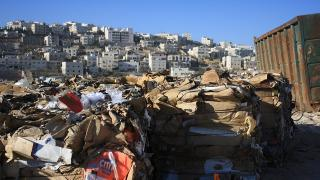 Managing solid waste in Nepal and the West Bank