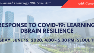 10.Korea Office BBL - KPFIS Response to COVID-19: Learning From dBrain Resilience