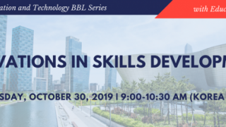 6. Korea Office BBL - Innovations in Skills Development